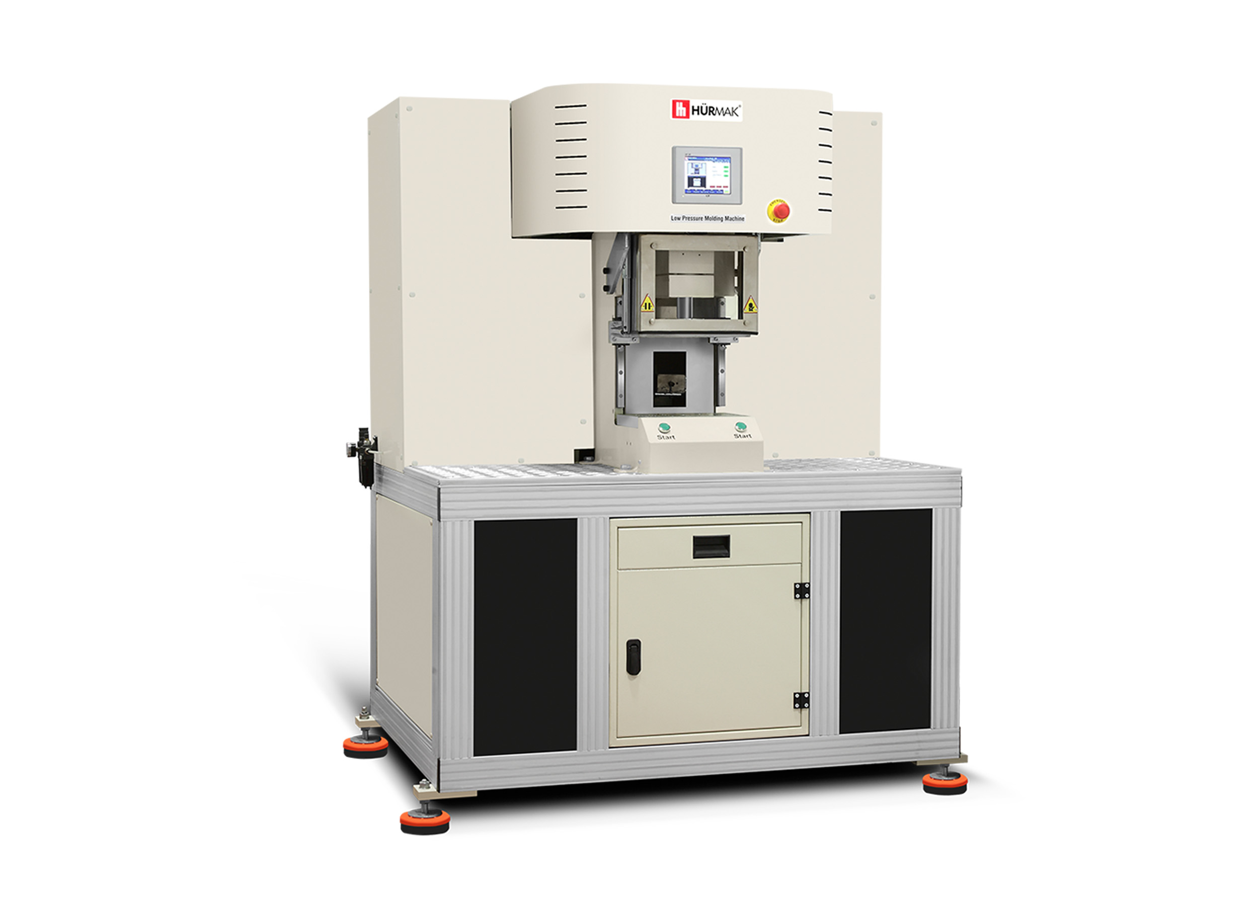 Low Pressure Molding Machine